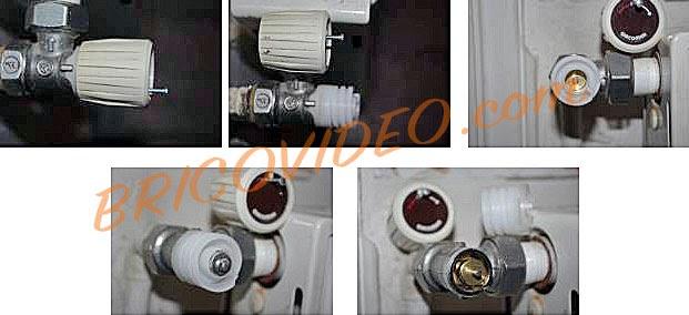 Hochwertige baustoffe demontage robinet thermostatique - Changer robinet thermostatique radiateur ...