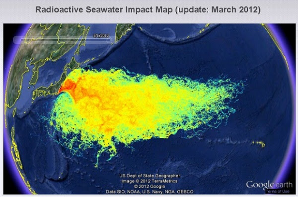 Holy Fukushima – Radiation From Japan Is Already Killing North Americans