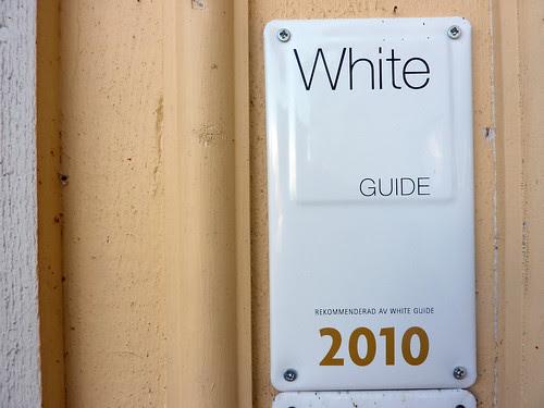 Pensionat White Guide