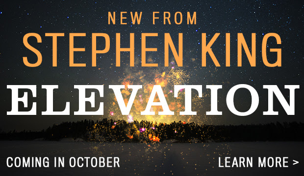 ELEVATION coming in October