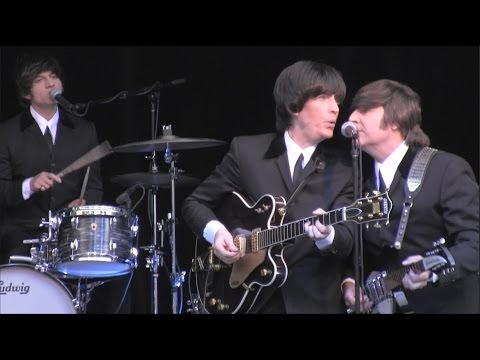 The Fab Four - Beatles Tribute