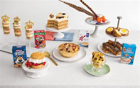 Attend the Kellogg's® One of a Kind Breakfast at the NYC