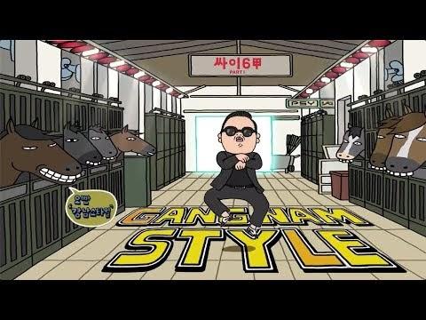 Oppa Gangnam Style! As versões da música de Psy