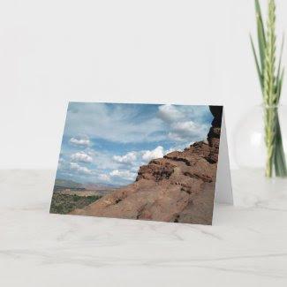 North Window card