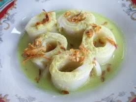 Burgo kuliner dari Palembang