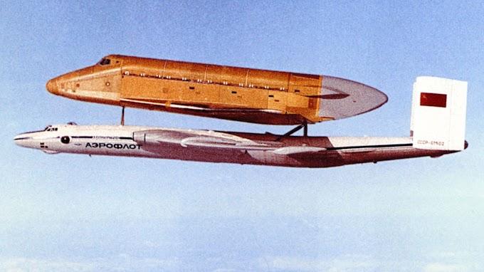 Por que o VM-T Atlant foi um avião tão espetacular?