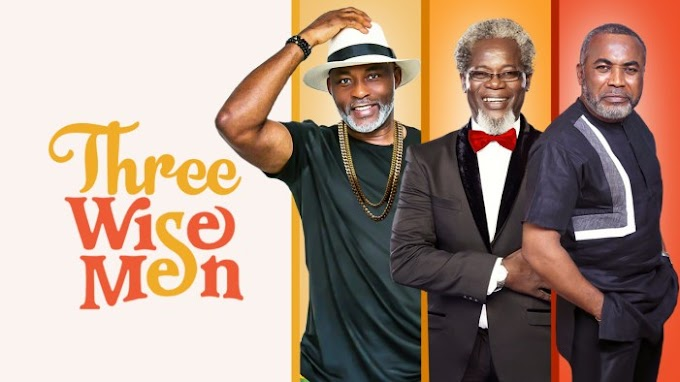 Nollywood Movie: 3 Wise Men