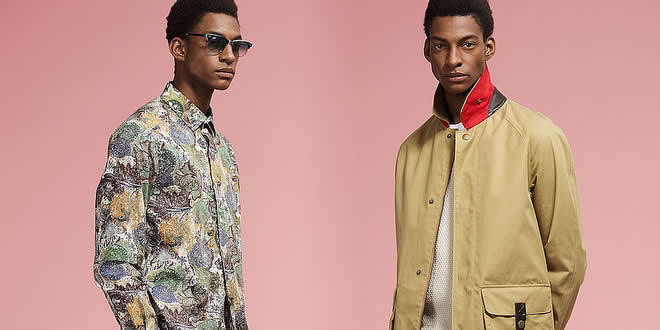 Joe Casely-Hayford for John Lewis SS12 Collection