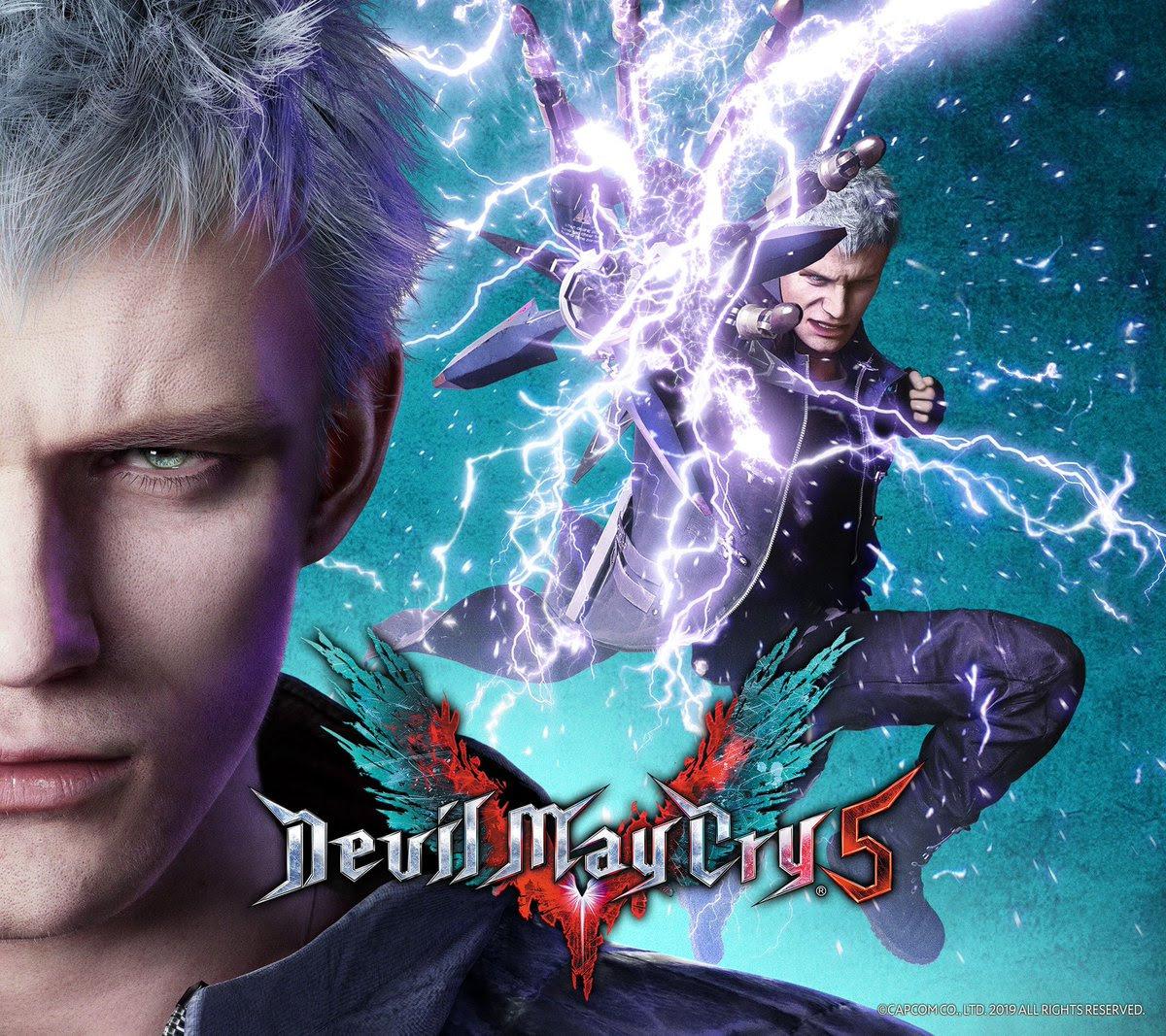 Nero Dmc5 Wallpaper Devil May Cry Photo 42744390 Fanpop