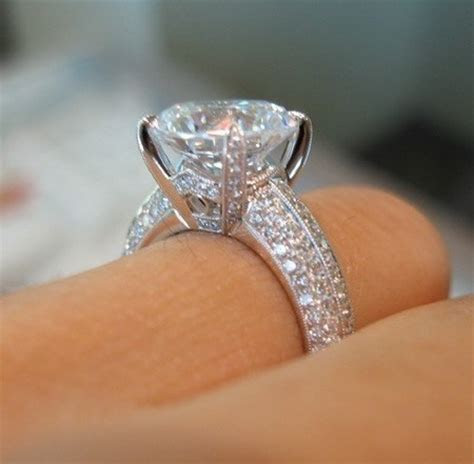 Huge Diamond Ring Pictures, Photos, and Images for