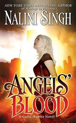 Angels' Blood (Guild Hunter, #1)