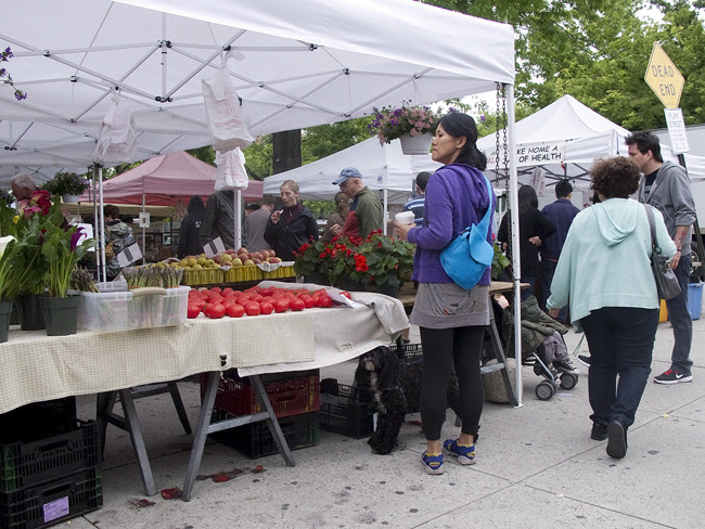 Park Slope Market, Brooklyn