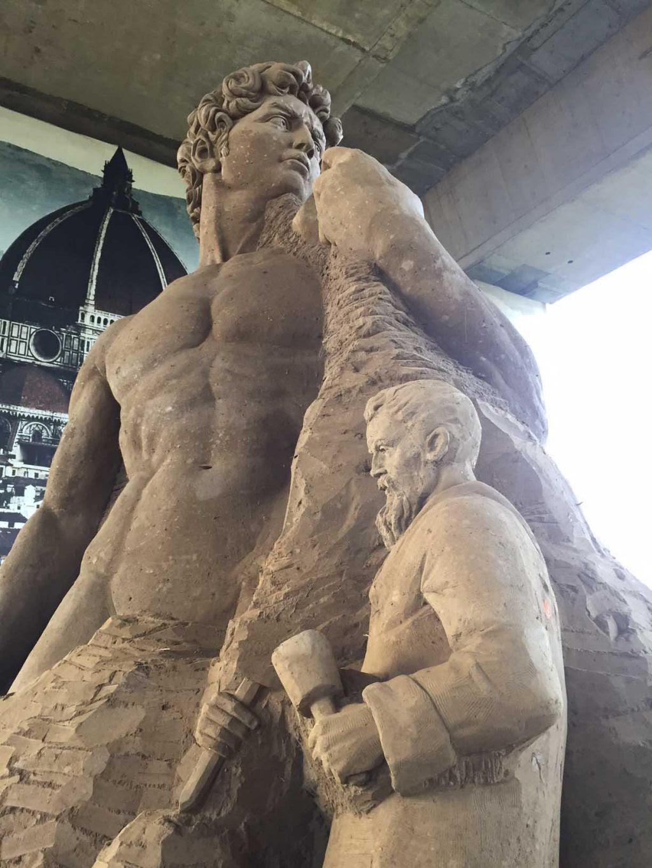 As extraordinárias esculturas de areia de Toshihiko Hosaka 11