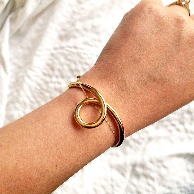 Le Fashion Blog -- My Current Jewelry Favorites: Stella And Bow Zuma Cuff with a delicate Ginette NY Bracelet -- photo Le-Fashion-Blog-My-Current-Jewelry-Favorites-Stella-And-Bow-Zuma-Cuff-Ginette-NY-Bracelet.jpg