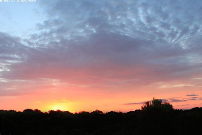 Sonnenuntergang, Sonnenaufgang Mallorca