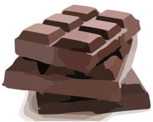 Chocolate Bars Clip Art