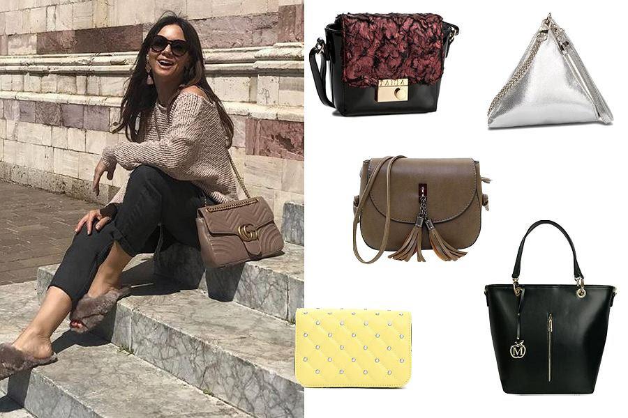 Torebki Na Jesień 2018 Shopper Bag Z Gino Rossi Przeceniona O 70