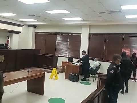 Video del martes 4 de mayo,   Maconi  apela sentencia, de 20 años de condena