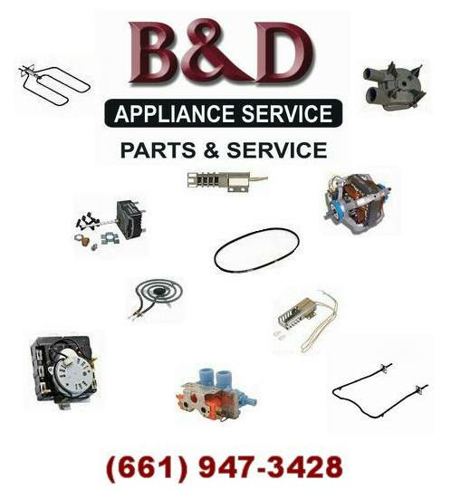 Bd Appliance Repairpalmdale Ca Lancaster Ca Antelope Valley Ca