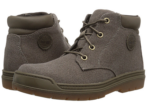Timberland Kids Ramble Wild Canvas Lace Chukka (Little Kid)