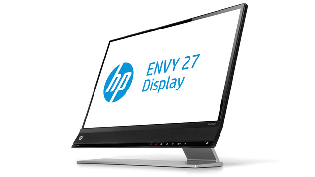 HP Crams a Set of Beats Audio Speakers Into Its 27-Inch Envy Monitor