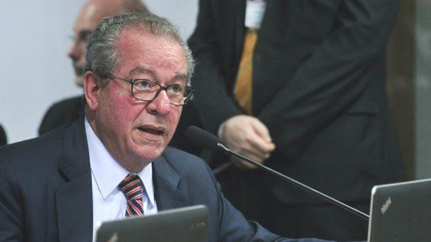 O senador José Aníbal (PSDB-SP)