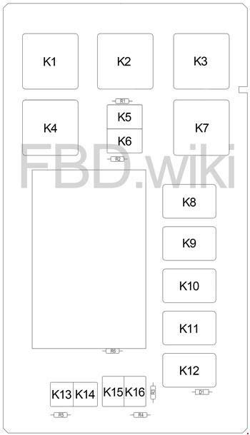 05 10 Jeep Grand Cherokee Wk Fuse Box Diagram