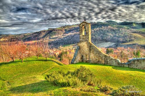 Chiesa Di Sopra, Casola Valsenio