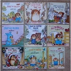 nasibovvasya: Little Critter Golden Look-Look 9 Book Set