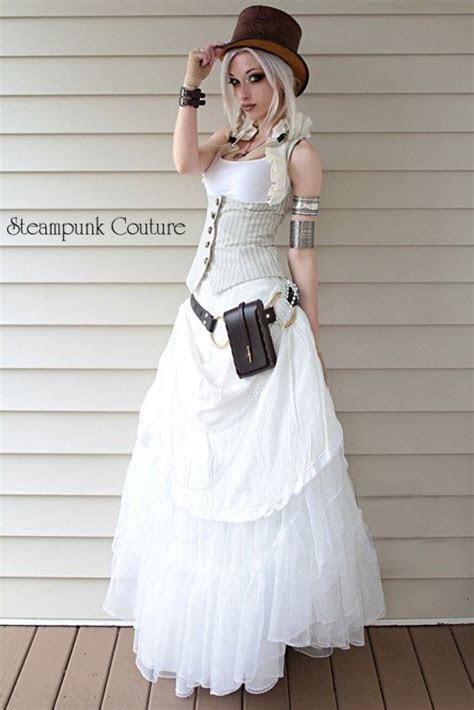 25  best Steampunk wedding dress ideas on Pinterest
