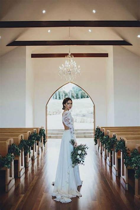 12 Simple Church Wedding Decorations & Ideas On A Budget