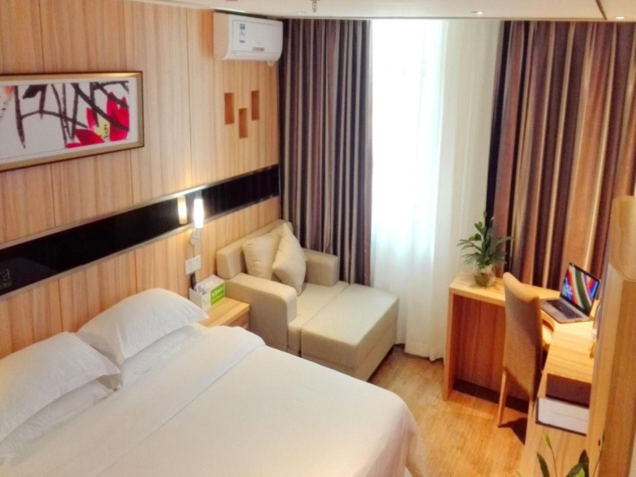 Reviews Vatica Shenzhen Longhua Qinghu Metro Station Hotel
