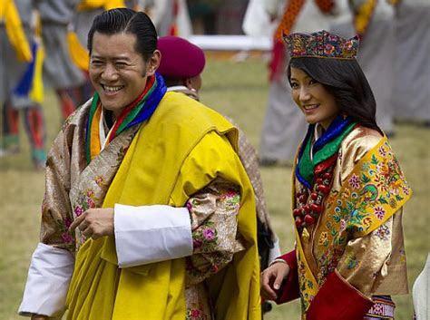 Bhutan royal wedding captivates nation   NY Daily News