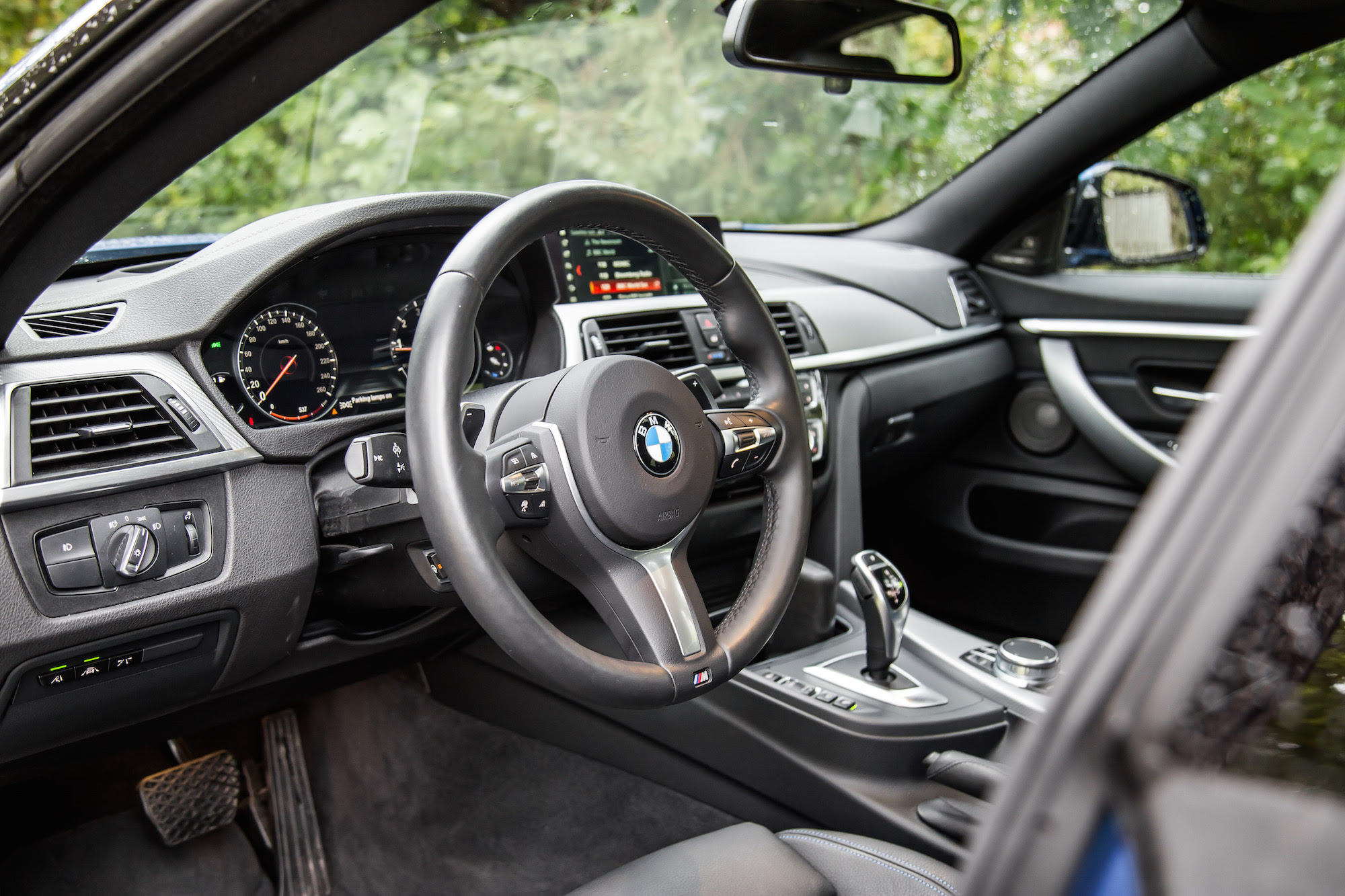 Bmw M4 Gran Coupe Interior