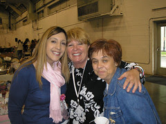 Me Yvonne and Patti!