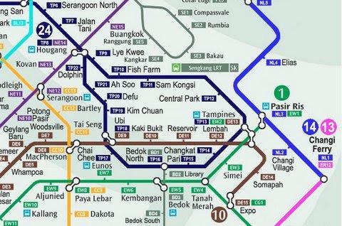 IZ RELOADED DAILY ONLINE REFRESHMENTS Future Singapore MRT - Japan map mrt