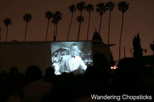Cinespia Cemetery Screenings (Casablanca) - Hollywood Forever Cemetery - Los Angeles 8