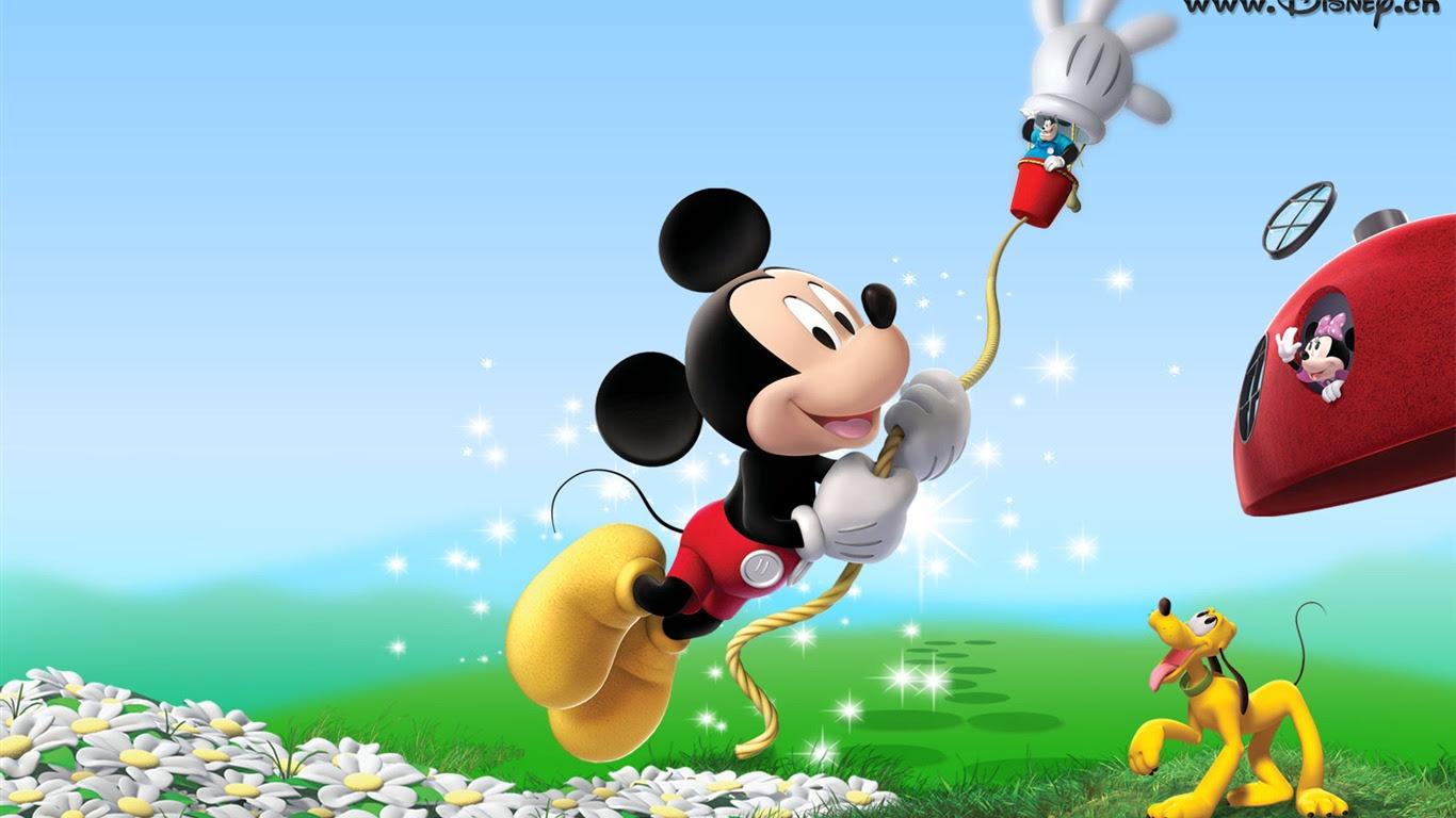 ディズニーアニメミッキーの壁紙 4 19 1366x768 壁紙ダウンロード