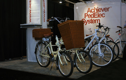 Achiever Pedelec Tricycle