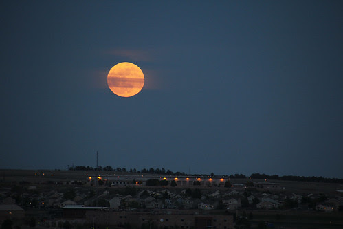 perigee moon - 1