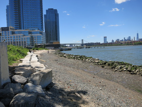 east river state park williamsburg brooklyn nyc