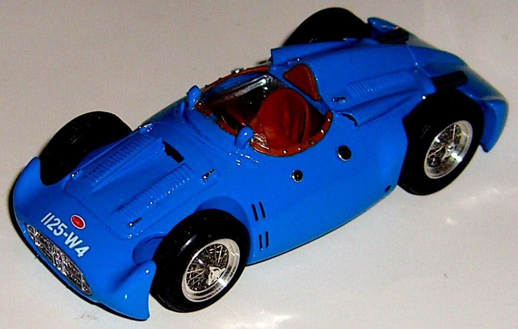 Bugatti Type 251 1955 on MotoImg.com