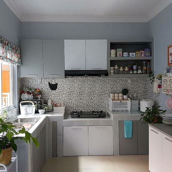 Ukuran Keramik Meja Dapur Minimalis | Ide Rumah Minimalis