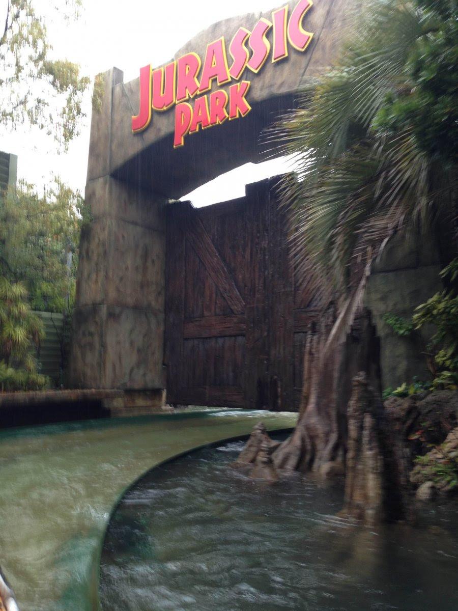 Universal Studios Japan - Jurassic Park River Adventure