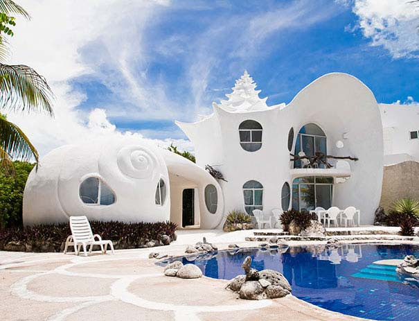 Εκπληκτικά σπίτια που μοιάζουν βγαλμένα από παραμύθι (10)