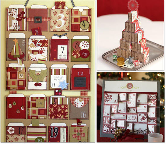 all crafts 34 Best Christmas Advent Calendar Tutorials {diy}