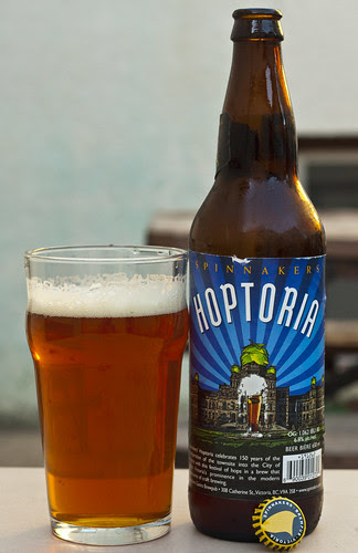 Review: Spinnakers' Hoptoria by Cody La Bière