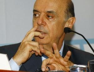 José Serra se encontrou nesta quarta-feira (29), em São Paulo, com representantes da Fonacate