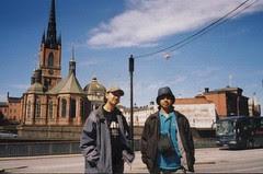 Riddarholm's Church, Stockholm, Sweden