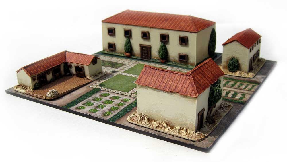 Roman Villa - Click Image to Close